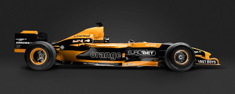 ARROWS F1 2002