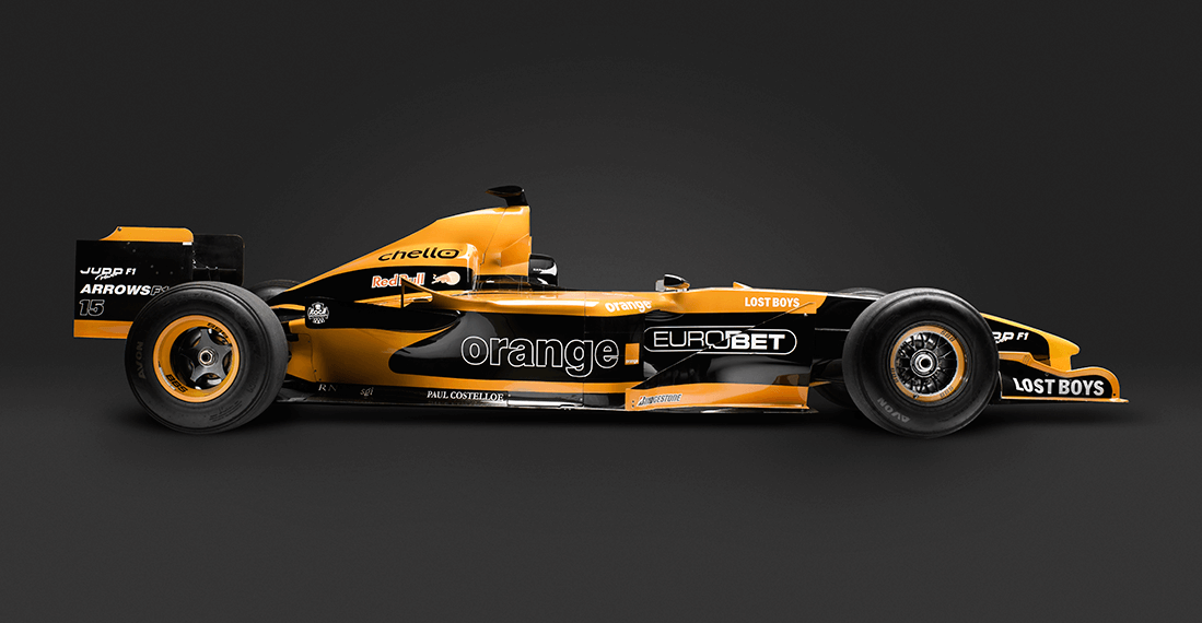 Arrows F1 2002 Technical Details Dream Racing