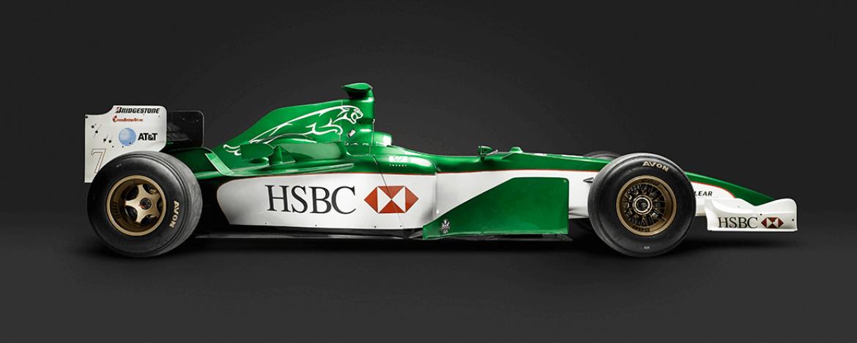 JAGUAR F1 2000